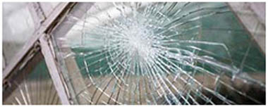 Balby Smashed Glass